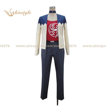 Kisstyle Fashion Free! Mondaiji Problem Children are Coming from Another World, aren't they? Perseus Cosplay Costume