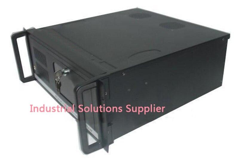 New 4U Industrial Computer Case 4U Server Computer Case 8 Hard Drive 2 Bit 4U500ATXNew 4U Industrial Computer Case 4U Server Computer Case 8 Hard Drive 2 Bit 4U500ATX
