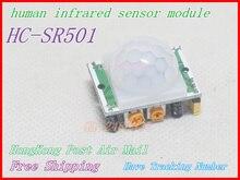 High Quality HC-SR501 Adjust Infrared PIR Motion Sensor Detector Module For Arduino Raspberry pi For Arduino