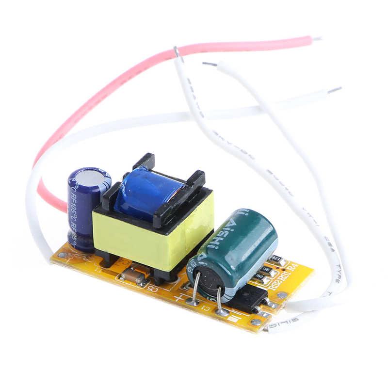 300ma 4-7x1w بقيادة سائق 4-7 واط امدادات الطاقة ac 85 فولت ~ 265 فولت 110 فولت 220 فولت للضوء-y103