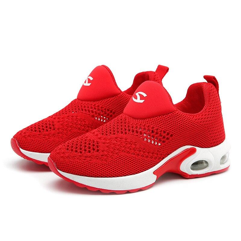 Kinderen Sneakers voor meisjes Jongens schoenen Slip op ademend Mesh - Kinderschoenen - Foto 3