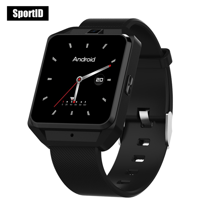 New Smart Watch Men 4G Network WIFI Bluetooth M5 Smartwatch Android GPS Navigation Sport Tracker Heart Rate Monitor Wristwatch new lf17 smart watch