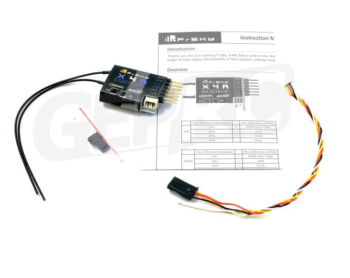 ФОТО frsky x4rsb 3/16 channel x series double-sided 2.4g receiver x4rsb bidirectional receiver with smart port/sbus