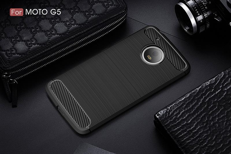 carbon fiber tpu case moto g5 (10)