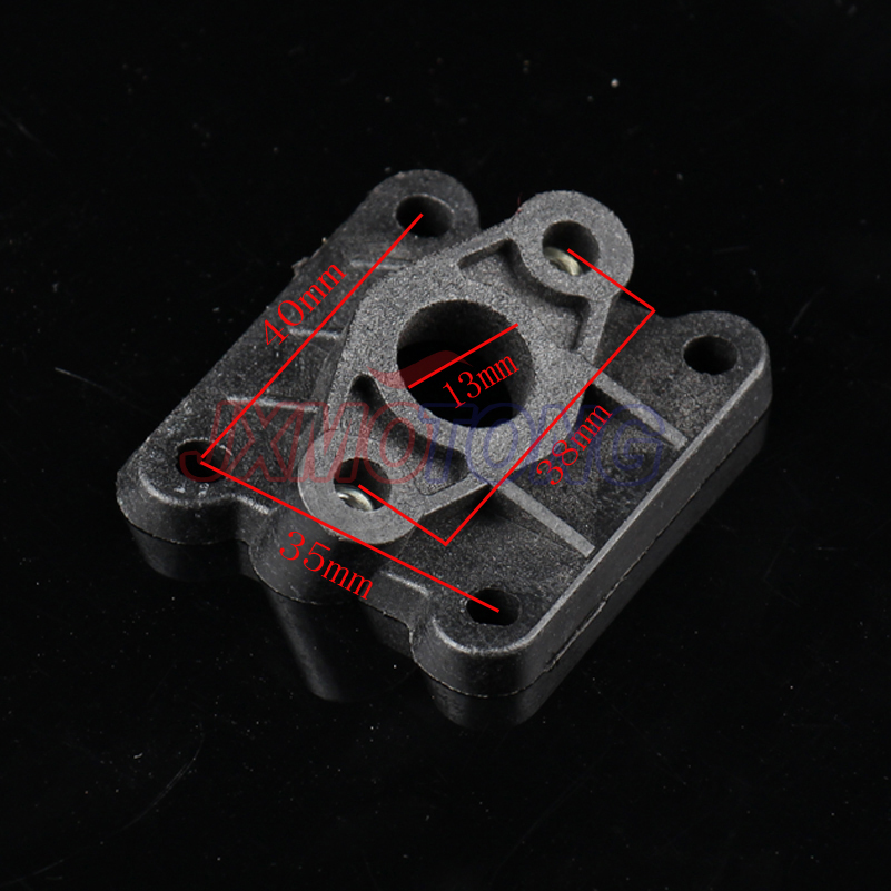 Reed Valve + Inlet Intake Manifold + Gaskets For 47cc 49cc Mini Moto Dirt  Pocket Bike ATV Quad Minimoto Go Kart Scooter (Best Price Black Friday 2019)