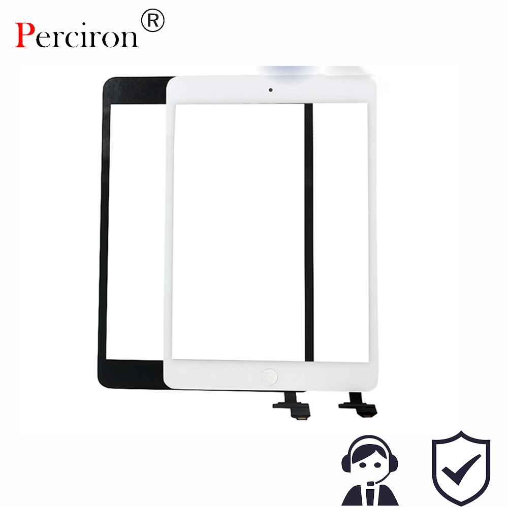 New 7.9'' inch digitizer touch scree Panel for ipad mini 2 Retina with IC Connector + Home Button Flex Tablet PC protection