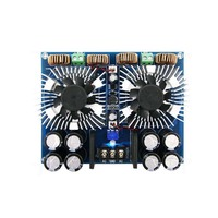 Hot Deal HIFI TDA8954TH Class AD Dual core BTL Digital audio Power Amplifier Board 420Wx2