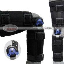 Регулируемая фиксация коленного сустава кронштейн коленного сустава травма коленного сустава перелом коленного сустава реабилитация коленного сустава
