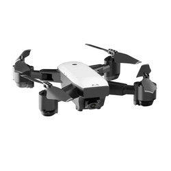 SMRC S20 6 Axles Gyro FPV RC Drone Portable RC Quadrocopter With 720P/1080P HD Camera Folding RC Helicopter Portable RC Model