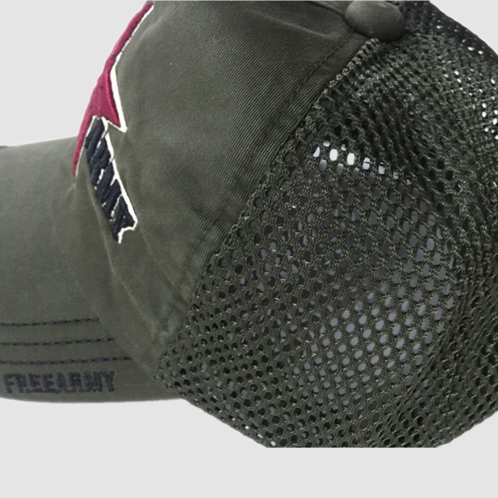 Brand 100% Cotton Mesh Baseball Cap Men Breathable Unisex Adjustable Snapback Personalized Gorras Summer Hat G11393A hot winter beanie knit crochet ski hat plicate baggy oversized slouch unisex cap