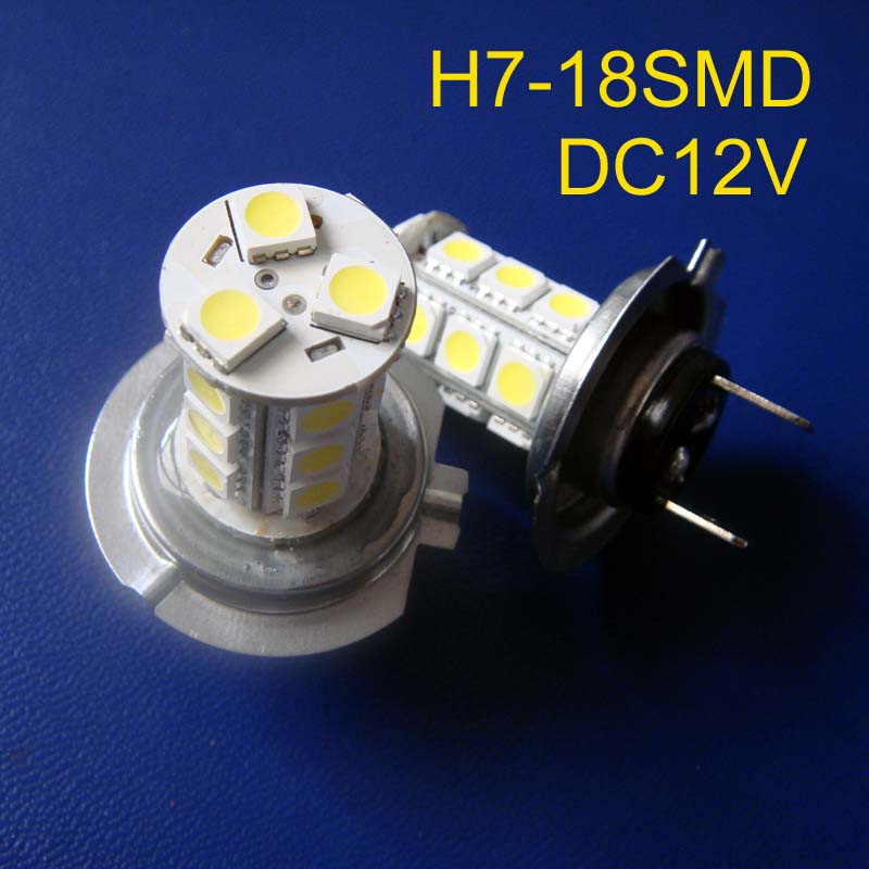 Led Bulbs & Tubes High Quality 12v H7 Led Fog Lamps,led Car H7 Fog Lights,12v H7 Auto Led Bulbs Free Shipping 2pcs/lot Low Price Light Bulbs