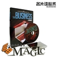 Free shipping! The Business Alakazam Magic / close-up stage porfessional mentalism card magic trick products
