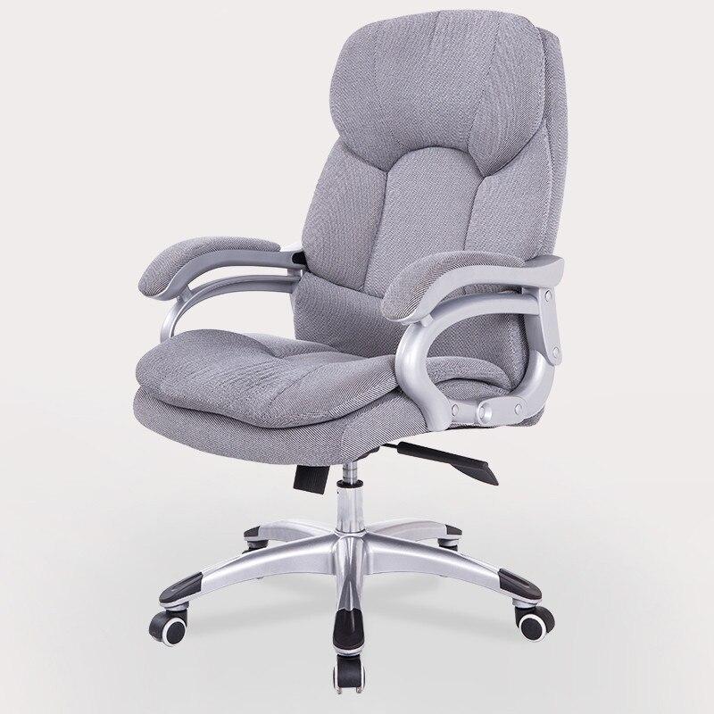 Современный офисный стул из искусственной кожи/тканевый шарнир наклон Регулируемый для Boss Executive management Manager Конференц зал
