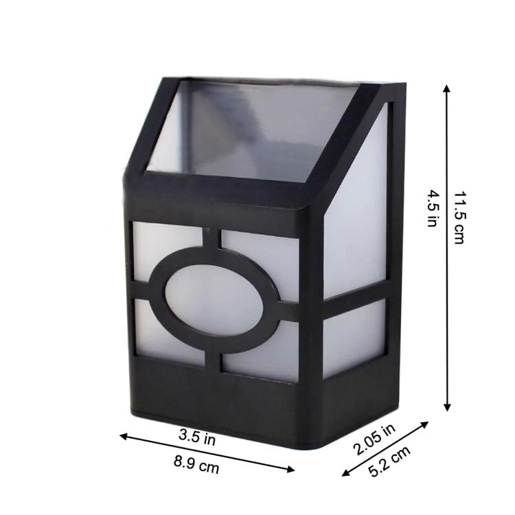 Lâmpadas Solares livre pátio de geradores movidos Regulável : Não