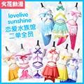 Aqours Love Live! Sunshine!! 2nd Version Kurosawa Ruby Watanabe You Kurosawa Dia Stage Dress Halloween Cosplay Costume Uniform