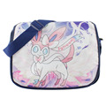 Anime Pokemon Sylveon Colorful Polyester School Bag/Shoulder Bag/Messenger Bag