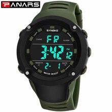 PANARS Sport Digital Watch Mens Waterproof Watches