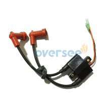 6F6-85570-01 Ignition Coil Assy For 36HP 40HP J Old Model Parsun T36 Yamaha Outboard 6F6-85570