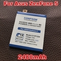 2480mAh C11P1324 Use for ASUS ZenFone 5 Battery A500G Z5 A500 A500CG A501CG A500KL free shipping with tracking number