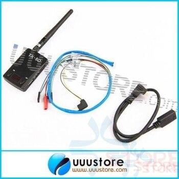 FPVOK TX-5D 5.8G 600mW 32 kanał HDMI na AV, moduł nadajnika w/Gorpro kabel AV
