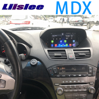 LiisLee автомобильный мультимидийный навигатор Hi Fi аудио Радио стерео для Acura MDX MK2 2007 ~ 2013 Оригинальный Стиль навигации NAVI