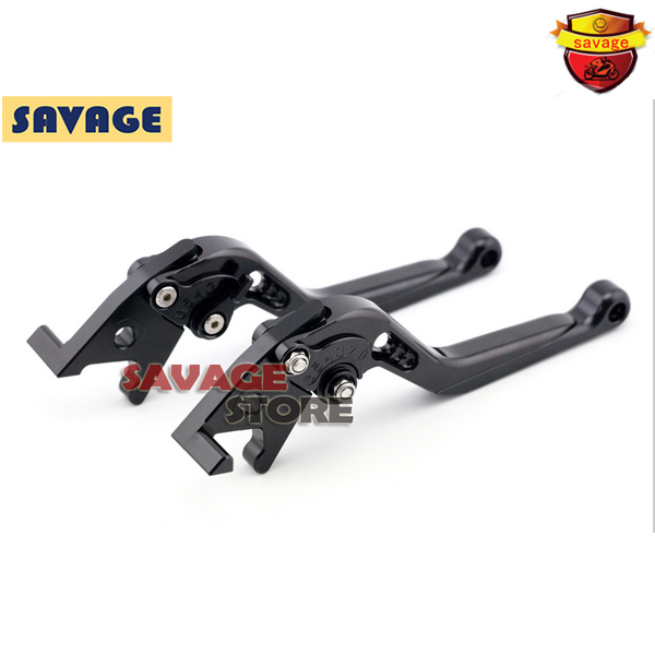 ФОТО For SUZUKI AN250 AN400 AN-250 AN-400 Burgman Black Motorcycle Extending Brake Clutch Levers extendable CNC Aluminum