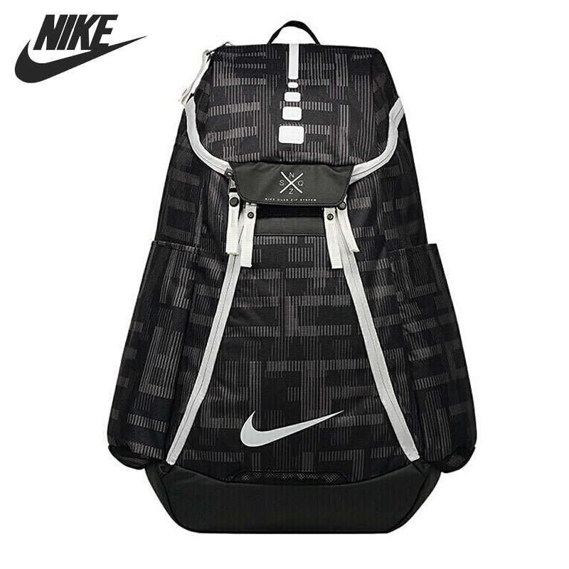 Original New Arrival 2018 NIKE Hoops Elite Max Air Graphic Unisex  Backpacks Sports Bags чулок д щитков nike guard lock elite sleeve su12 se0173 011 m чёрный
