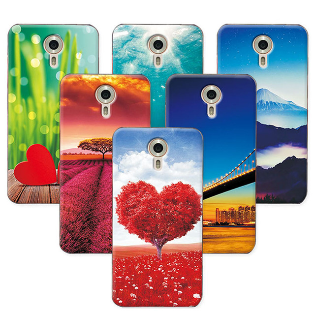 """Scenery Phone Cases For Wileyfox Swift Case Cover For Wileyfox Swift Soft TPU Silicone Back Cover For Coque Wileyfox Swift 5"""""""