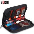 BUBM digital accessories U disk bag card bag 3 color data wire receiving cards bag black khaki rose