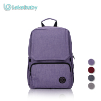 Lekebaby Maternity Diaper Bag Mommy Baby Nappy Bag Large Capacity travel Backpack Mother & Kids Pouch Wetbag For Baby Care