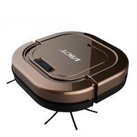 V Bot Robot Vacuum Cleaner Remote Control 2200mah 1000pa Suction Automatic Back Filling Intelligent Mopping Sweeper