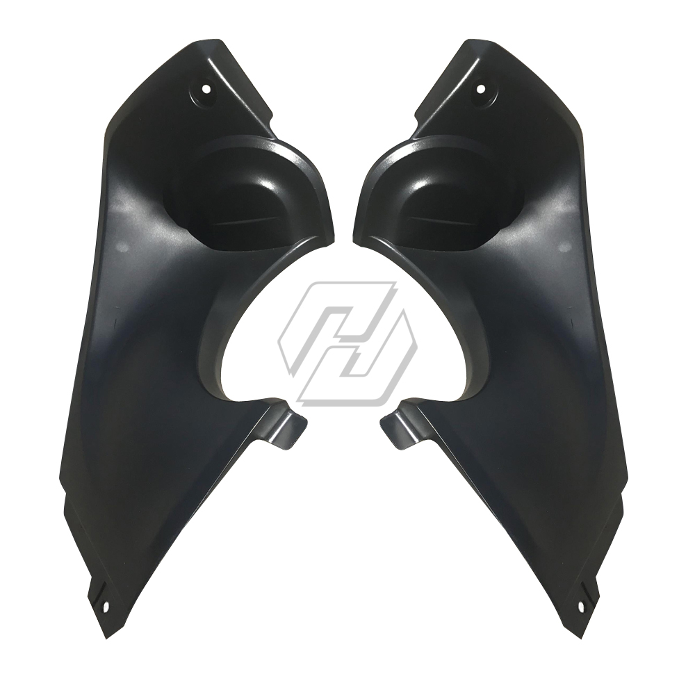 Motorcycle Fairing Infill Air Duct Side Cover Air Breather Box Case for Yamaha YZF R6 YZF