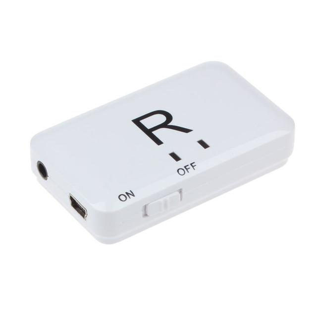 Gota shippingSimpleStone 1 UNID 3.5 MM Bluetooth Estéreo de Música Audio Del Transmisor Del Adaptador Para TV MP3 May520