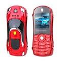 Newmind f3 barra de desbloqueo barato de lujo pequeño mini deporte superdeportivo fresco llave del coche modelo de bluetooth del teléfono móvil de la célula teléfono móvil P042