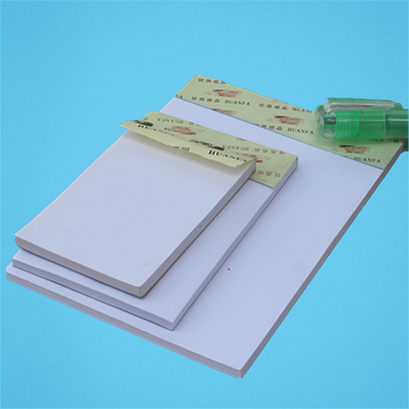 65Pages/set Memo Pad Diy Post Commonly Used Stationery School Stationery Set Office Supplies Notepad Blank Sticky Notes