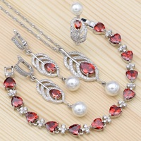 925-Silver-Bridal-Jewelry-Set-Red-Cubic-Zirconia-White-Pearl-For-Women-Wedding-Heart-Bracelet-Necklace.jpg_200x200