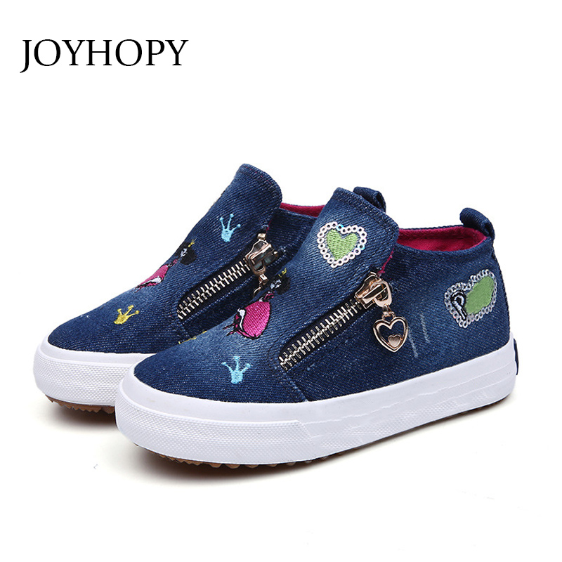 Aliexpress.com : Buy Kids Shoes for Girls Sneakers Jeans ...