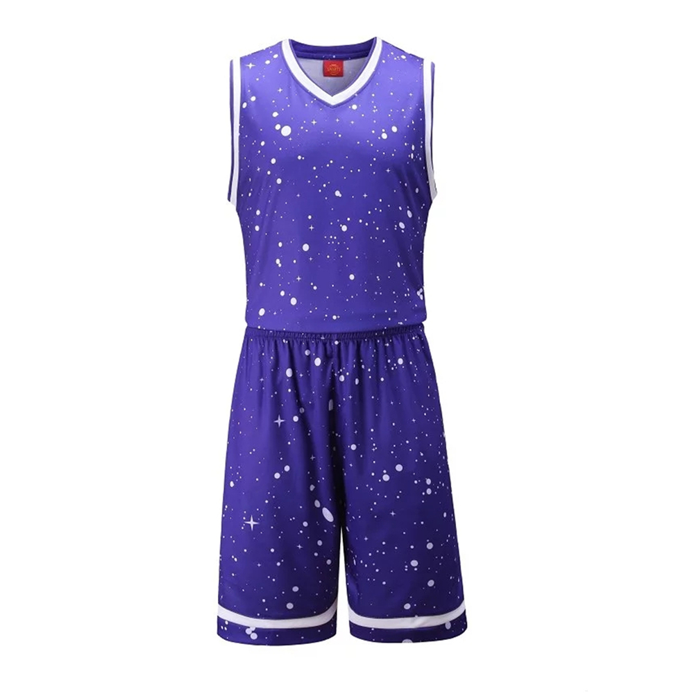 5d2f3addef9 New Men Women 3D Basketball Jersey Sets Sports kits clothes pockets  basketball jerseys Uniforms Shirts Quick Dry DIY Number Name