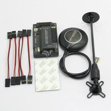 APM v2.8.0 ArduPilot Mega 2.8 APM Игровые джойстики с ublox neo-m8n GPS(GPS держатель) для FPV-системы MultiCopter