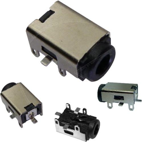 WZSM New DC power Jack Charging Port Socket Connector for ASUS Eee Pc EEEPC 1201HA 1201HAG 1201HAB 1005HA 1201K 1201N 1201NL 20 pcs dc jack tablet pc 0 7mm charging charge socket power connector for vido n101 n90s cube u23gt u18gt u9gt2