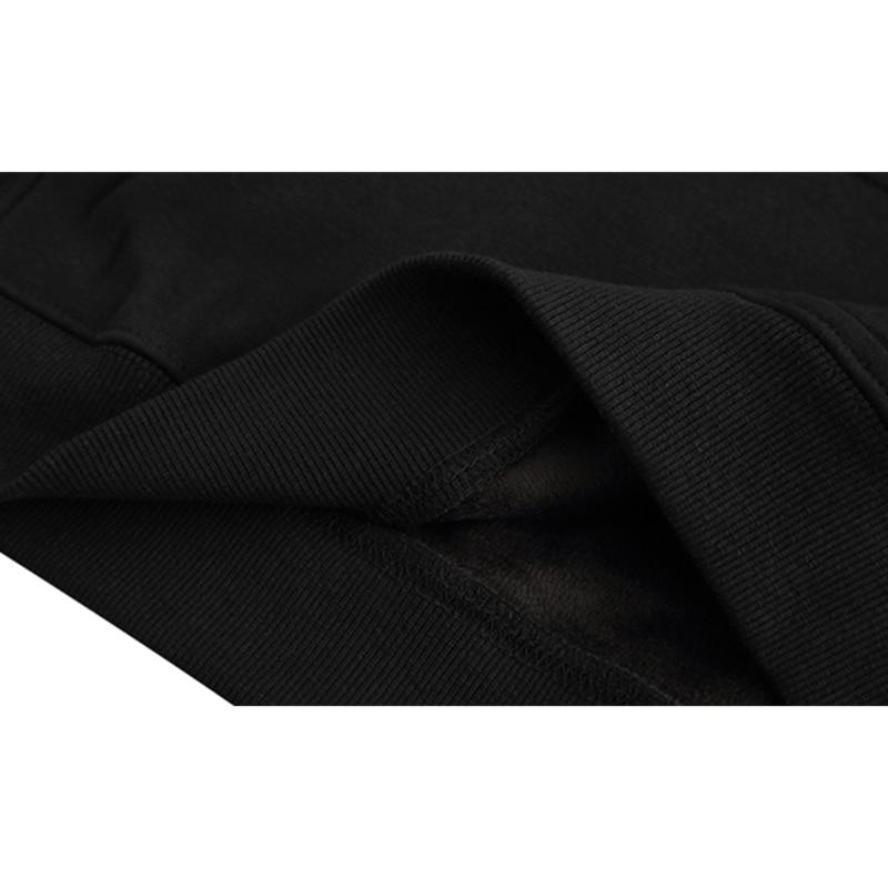 Hop 2018 Pour Nouveau Lâche Hip Femmes Hommes De Streetwear Impression Polaire Sweat red Rétro Et Hoodies Harajuku Black qq6zwrnd