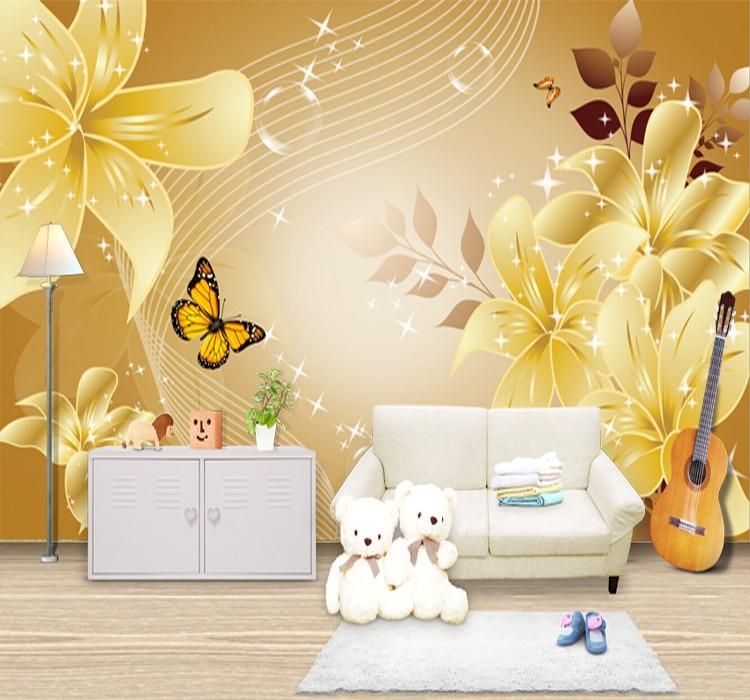 Beautiful Butterfly Wall Decor Kids Model - Wall Art Design ...