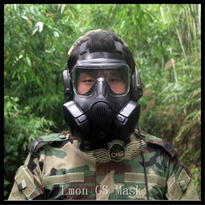 Back To Search Resultshome & Garden Party Masks Good Protective Mask Cosplay Live Games Cs Airsoft Tactical Wargame Dummy Gas Outdoor Field Breathable Skeleton Mask With Lens Jade White