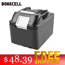Bonacell 18V 9000mAh BL1830 Lithium Battery Pack Replacement for Makita Drill LXT400 194205-3 194309-1 BL1815 BL1840 BL1850 L30 1 pc new replacement rechargeable batteries for makita 18v 18 volt 4 0ah 4000mah bl1830 bl1840 lxt400 194205 3