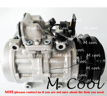 Auto AC Compressor For Mercedes Benz W126 420SEL 560SEL 0002302511 000230251160 000230251180 000230251188 116131000180 4677205