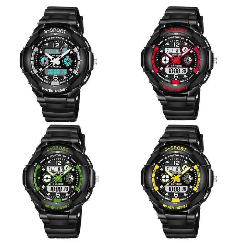 New Mens Watches Top Brand Luxury Digital Watch Men Sport Watch Waterproof Men's Analog Digital Timing Electronic Watch Clock цена 2017