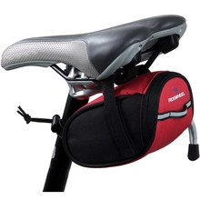 ROSWHEEL Waterproof Bicycle Bag Bicycle Bike Storage Saddle Bag Cycling MTB Seat Tail Rear Pouch font
