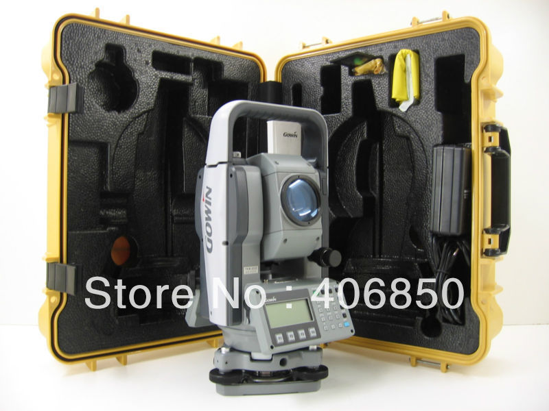 Brand New Topcon Gowin TKS 202 Total Station for Surveying 1 Year Warranty