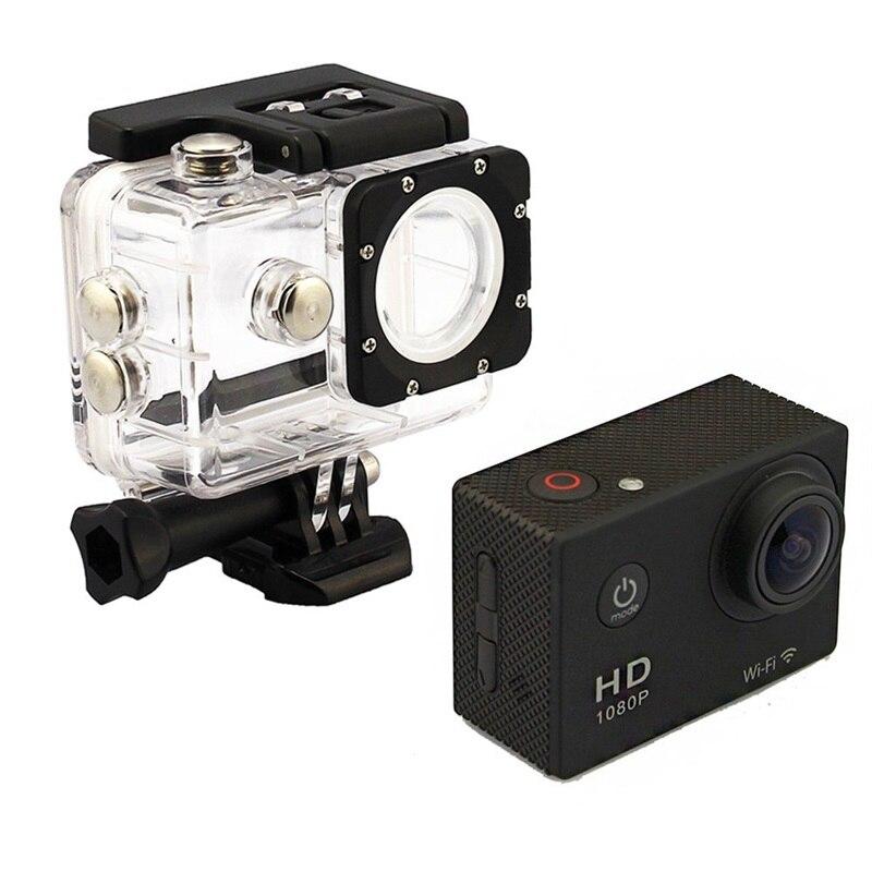 d1ddbd30731bee W8 SJ wi fi Mini câmera esporte ação câmera de 1080 P HD câmera impermeável  capacete câmera subaquática esporte DV em Sports   Câmera de Vídeo de Ação  de ...