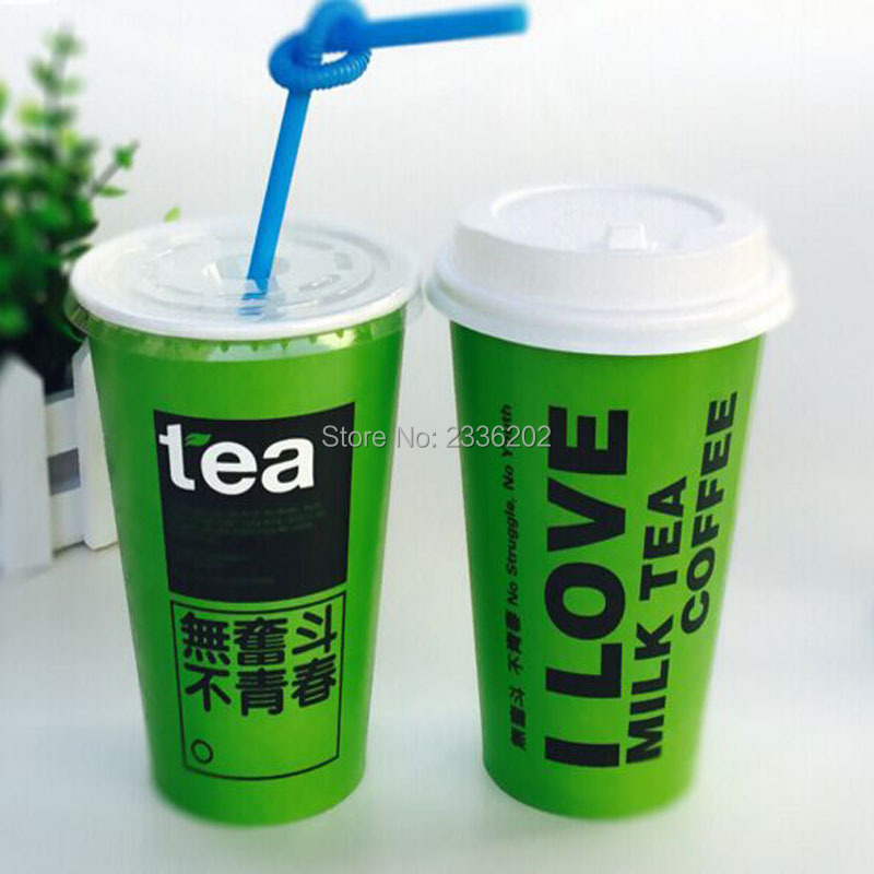 Low Moq 8oz 280ml 10oz 12oz 400ml 16oz 500ml Single Wall